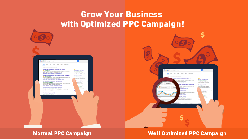 Grow Your Small Business Online - 10 Steps to Optimize PPC Campaign!