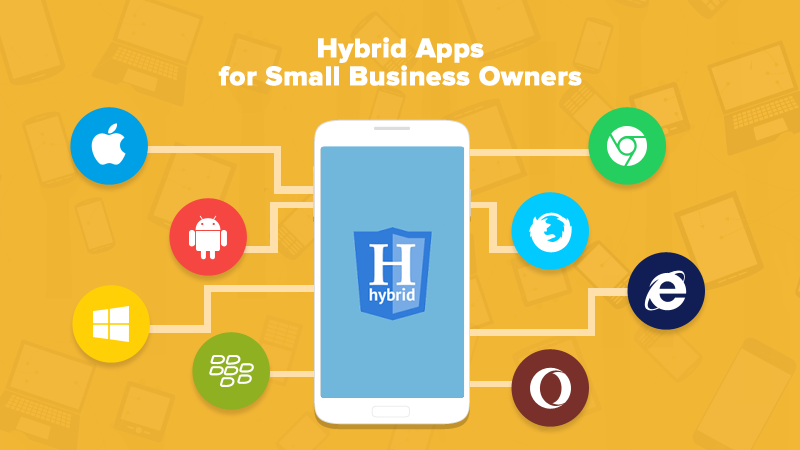 What is Hybrid App and How it can Help Small Scale Business