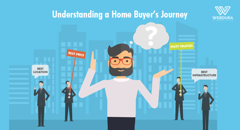 Understanding A Home Buyer's Journey - A Must Read For Real Estate Marketers