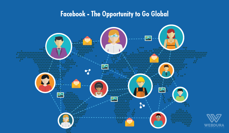 why use facebook for business - facebook reach