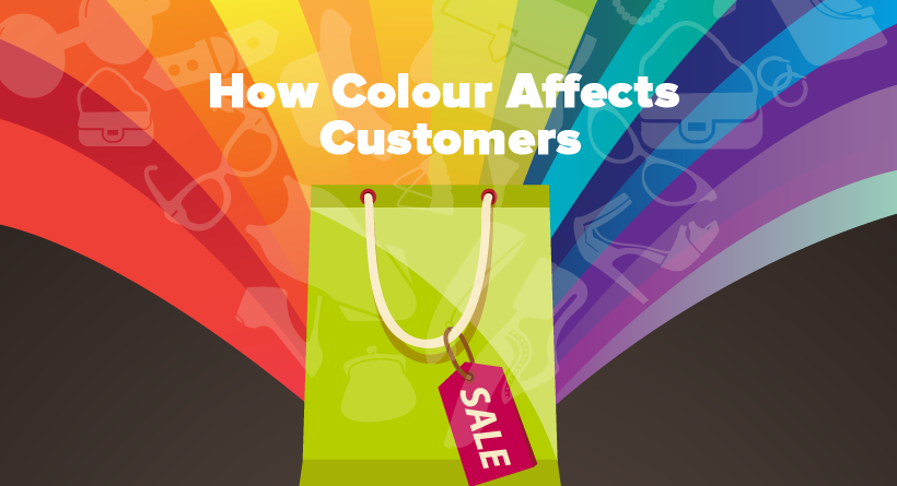 How Colour Affects Customers