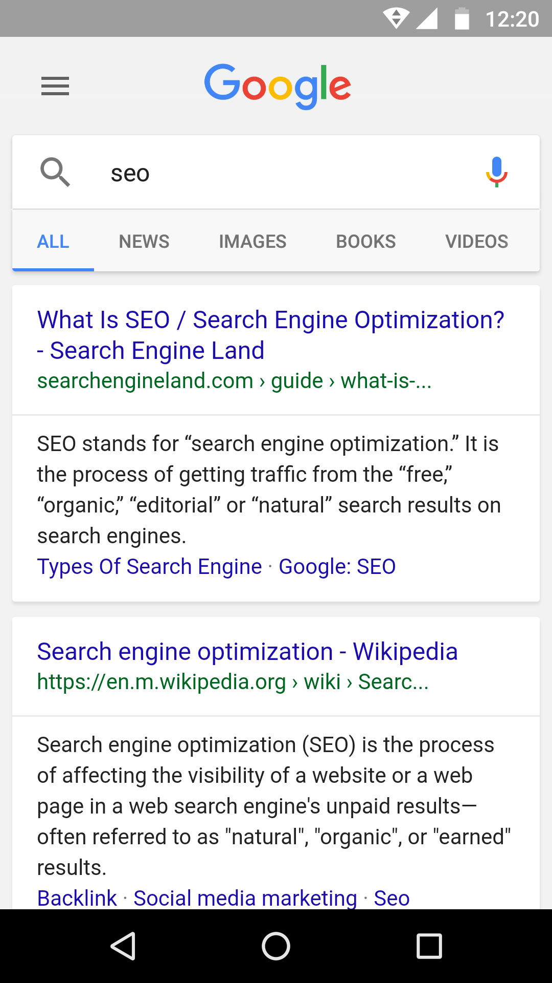 SEO Trends to prepare for in 2017 - Mobile First Index