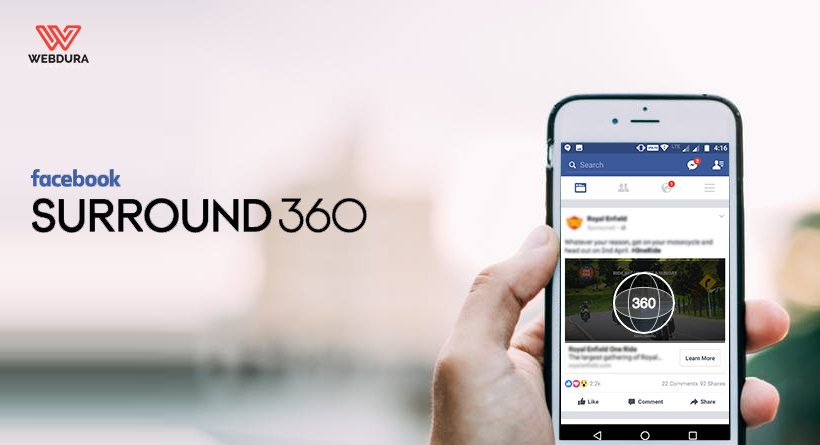 FACEBOOK SURROUND 360 : An Overview