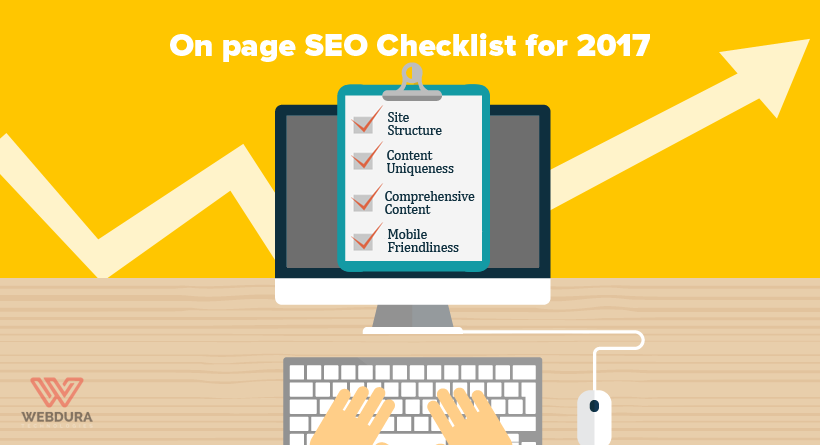 On Page SEO Checklist 2017