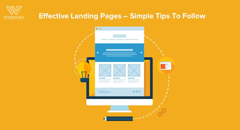 Simple Tips For High Converting Landing Pages