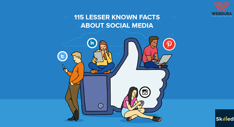 115 Lesser Known Facts About Social Media