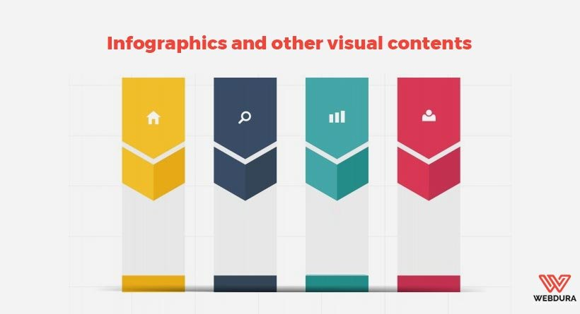 Off page SEO techniques 2017 - Infographics and other visual content resources