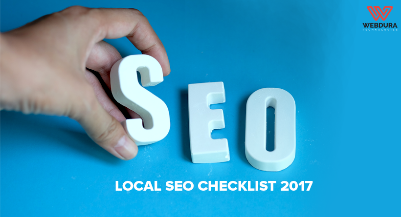 Local SEO Checklist- 2017