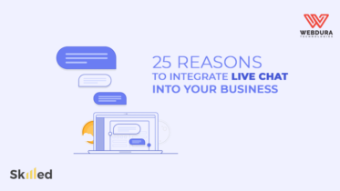 25 Reasons To Integrate Live Chat Into Your Business {Infographic}