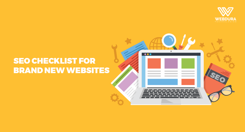 SEO Checklist For Brand New Websites