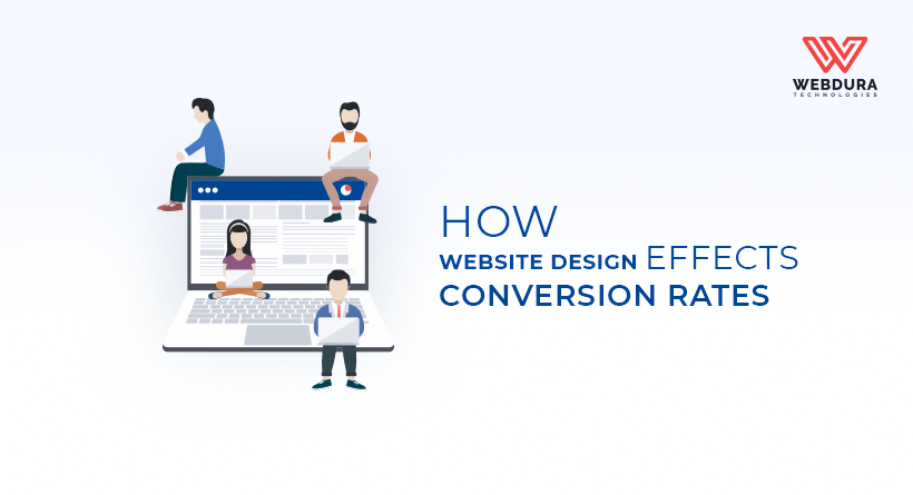How Website Design Effects Conversion Rates